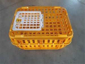 قفس حمل مرغ زنده