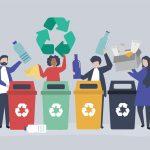 تفکیک زباله پلاستیکی